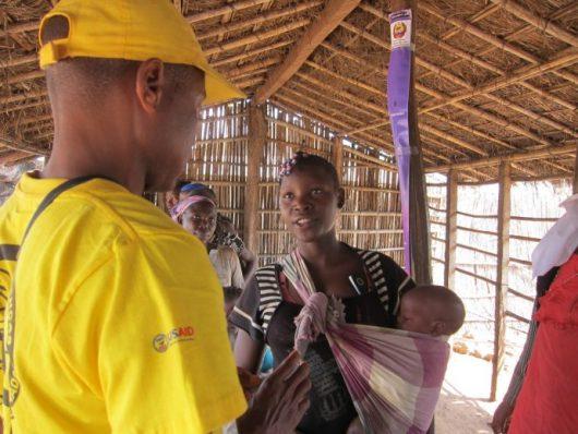 Fighting Trachoma