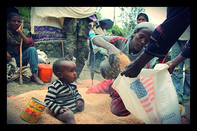 food aid program