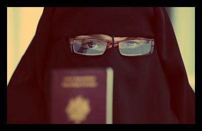 France's face veil ban