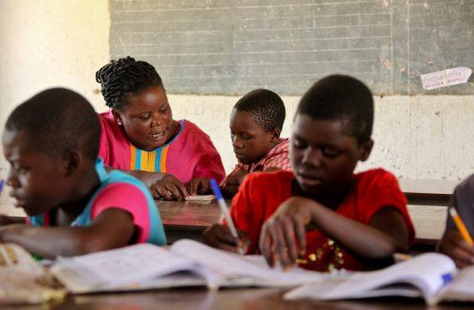 Free Education in Zimbabwe