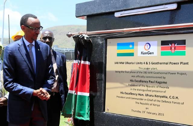Geothermal energy in Kenya
