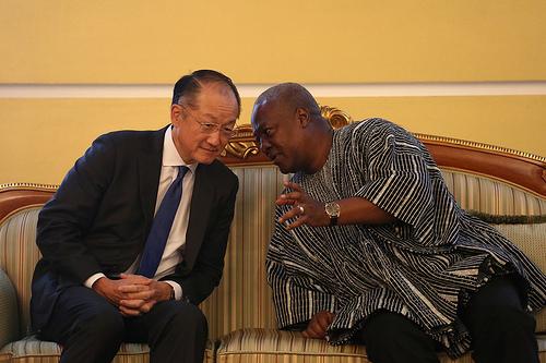 Ghana and the world bank