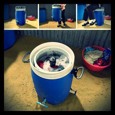 GiraDora-Washing-Machine