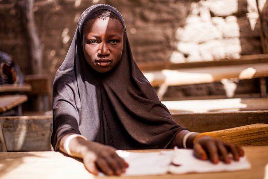 Girls' Education in Burkina Faso