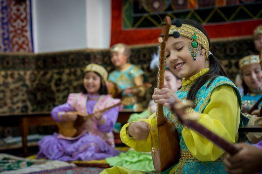 Girls' Education in Kazakhstan