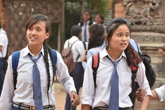 Girls' Education in Nepal