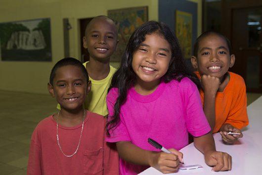 Girls' Education in Palau