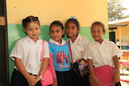 Girls' Education in Panama
