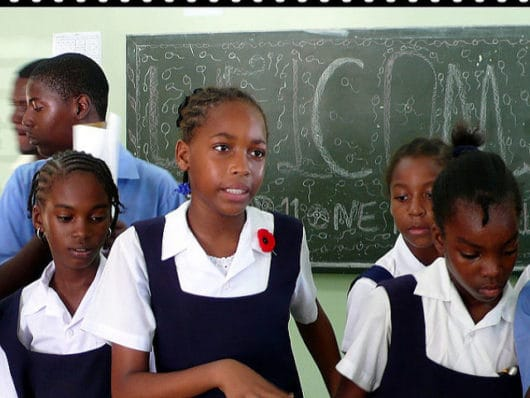 Girls' Education in St. Vincent and the Grenadines