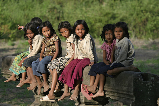 Girls' Education in Cambodia