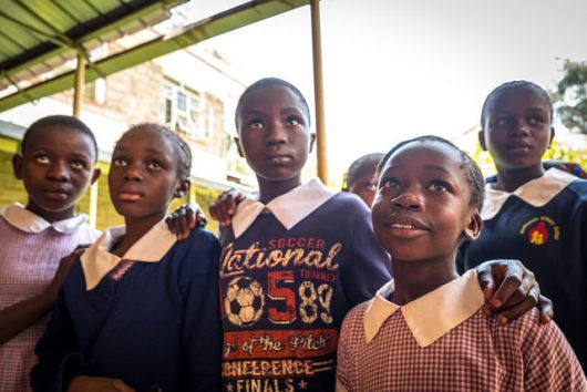 Girls' Education in Kenya