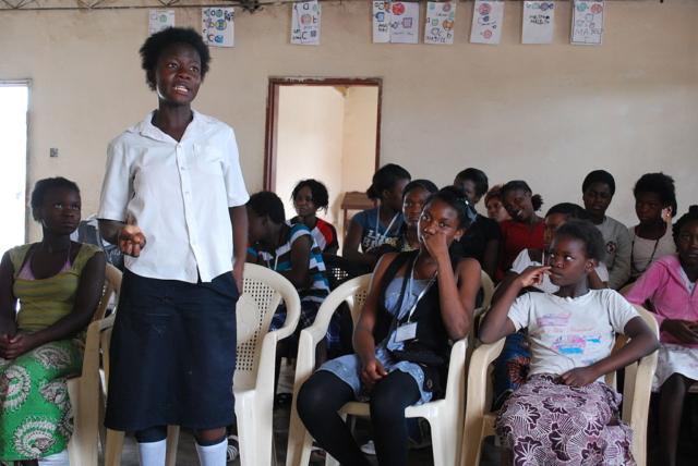 Education for Girls in Zambia