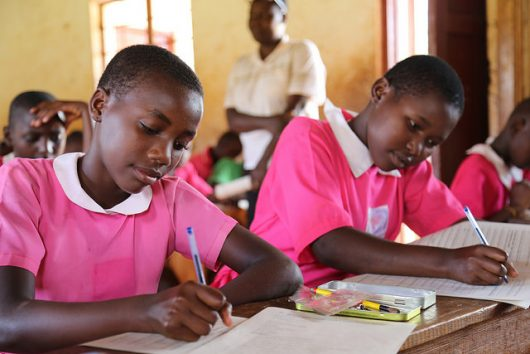Girls' Education in Uganda