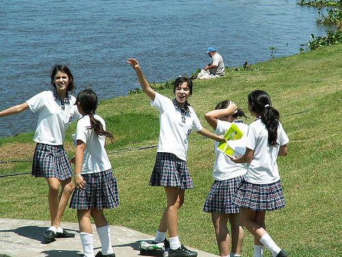Girls' Education in Argentina
