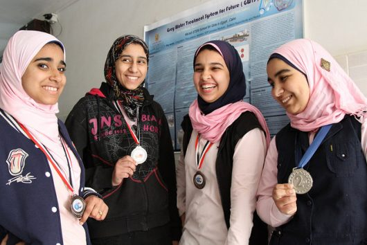 Girls' Education in Egypt