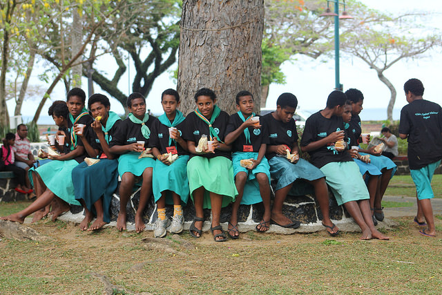 Girls' Education in Fiji