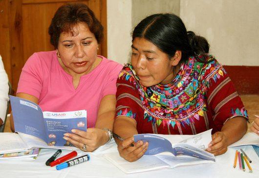 Girls' Education in Guatemala