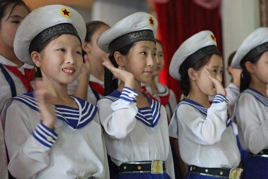Girls' Education in North Korea