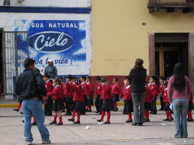 Girls' Education in Peru
