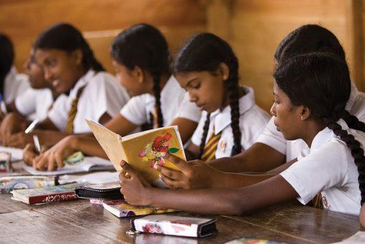 Girls' Education in Sri Lanka