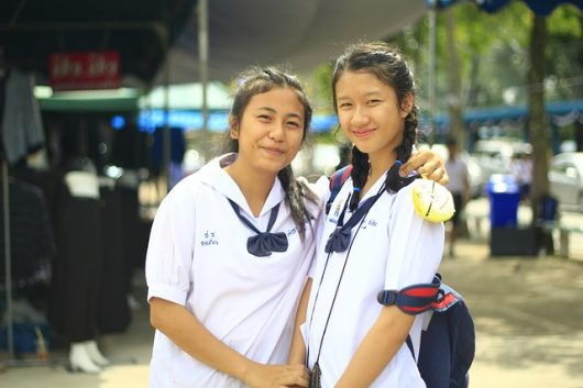 Girls' Education in Thailand