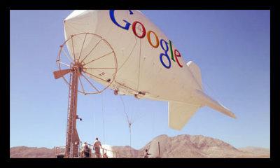 Google Blimps