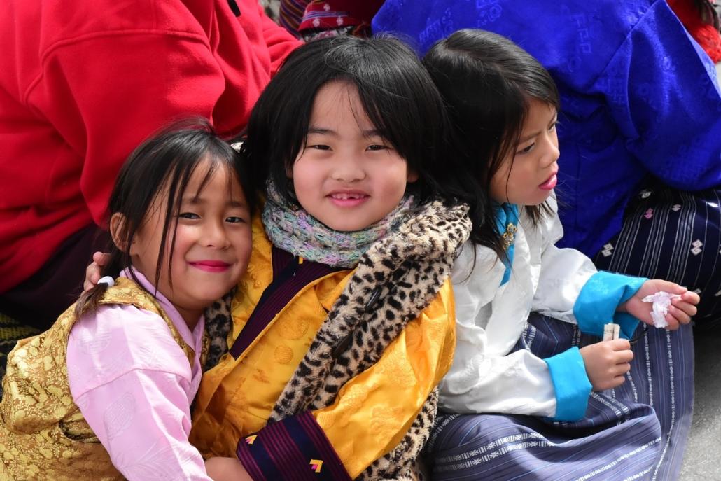 Bhutan's Gross National Happiness