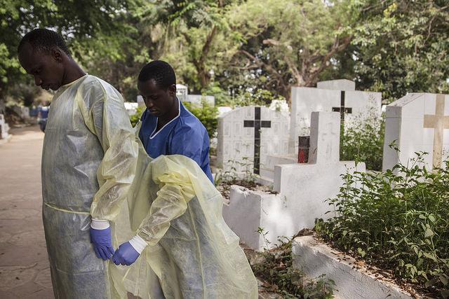 Ebola Flare-Up