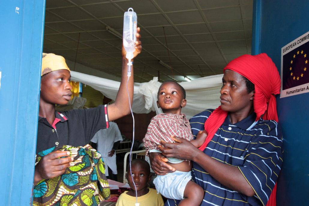 Healthcare successes in Burundi