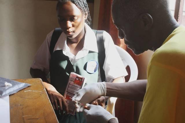 HIV/AIDS In Liberia
