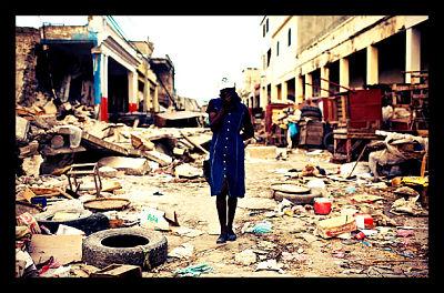 Haiti Hunger Crisis Earthquake Reconstruction