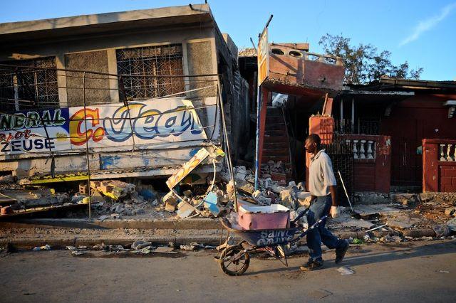 Haiti-United States Relationship