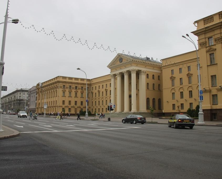 Healtcare workers in Belarus