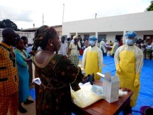 Healthcare in Guinea