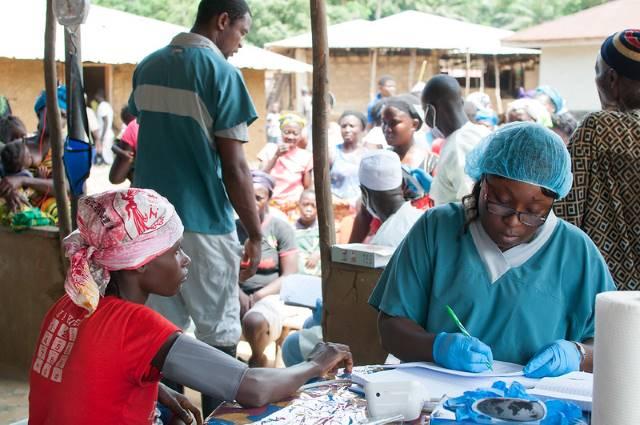 Healthcare in Liberia