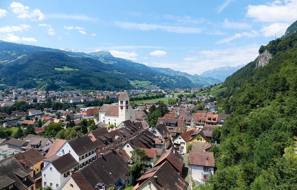 Healthcare in Liechtenstein