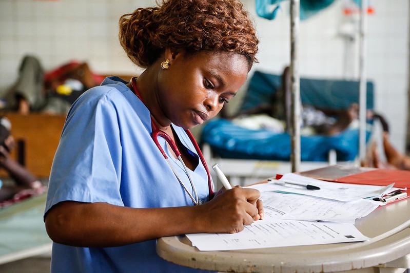 Healthcare in Montserrat