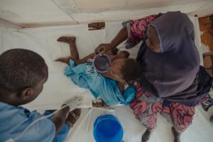 Healthcare in Niger