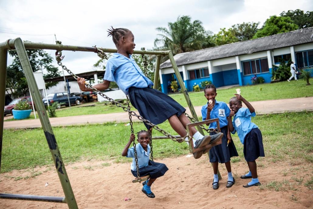 Help Liberian Youth