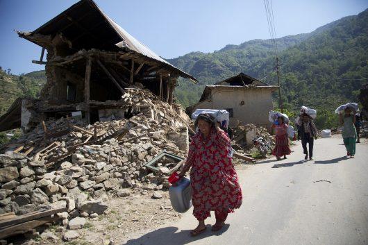 Helping Vulnerable Communities Survive Disasters