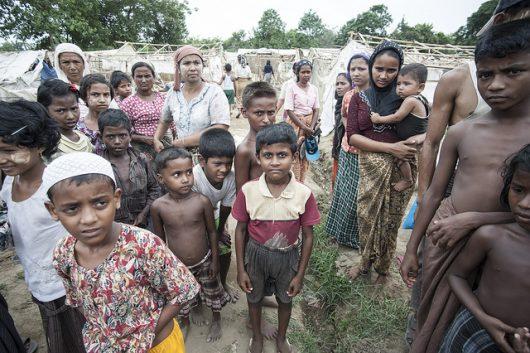 Helping Burmese Refugees in Buffalo, New York