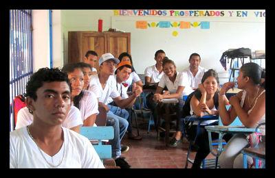High School in Nicaragua