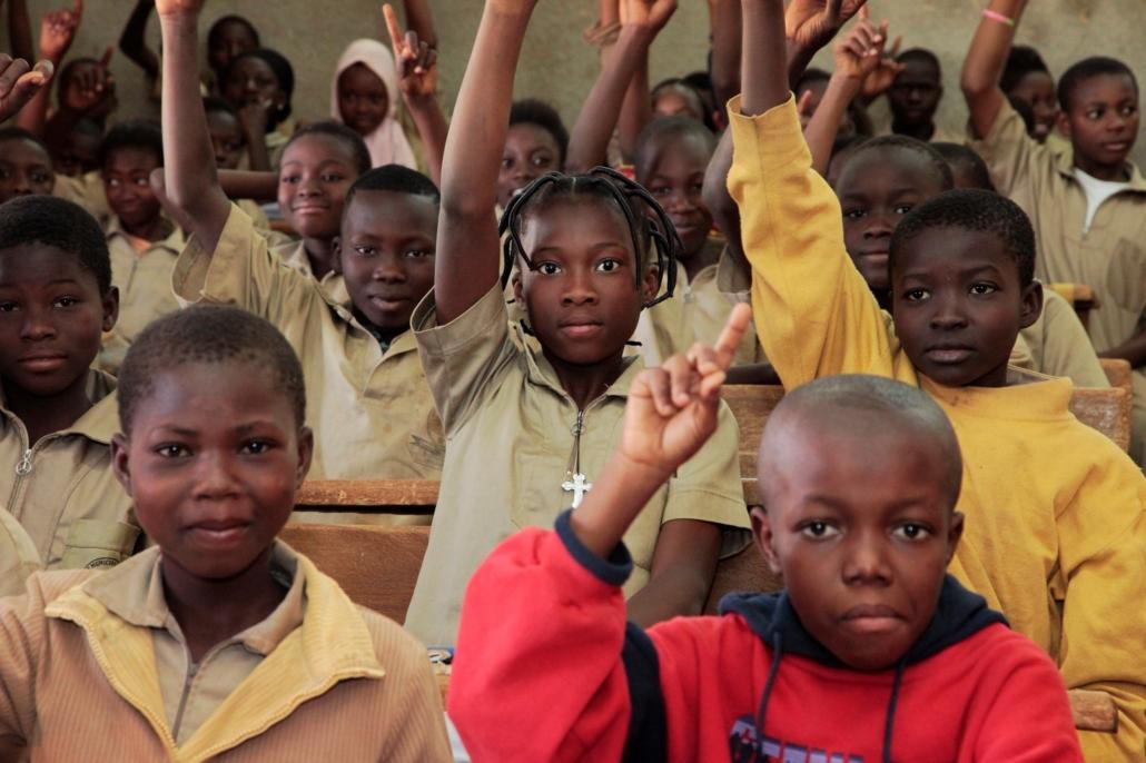 Higher Education in Burkina Faso