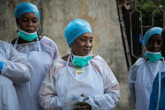 History of Ebola in Guinea