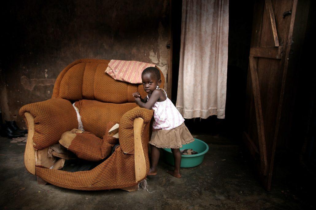 Homeless Children in Uganda