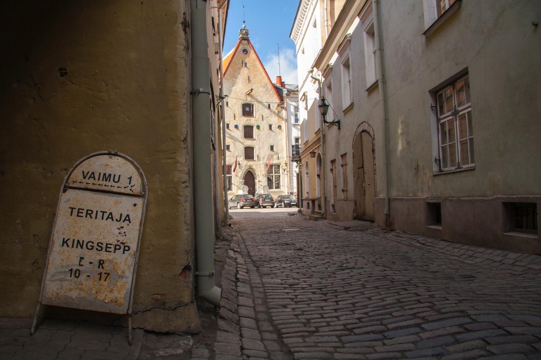 Homelessness in Estonia