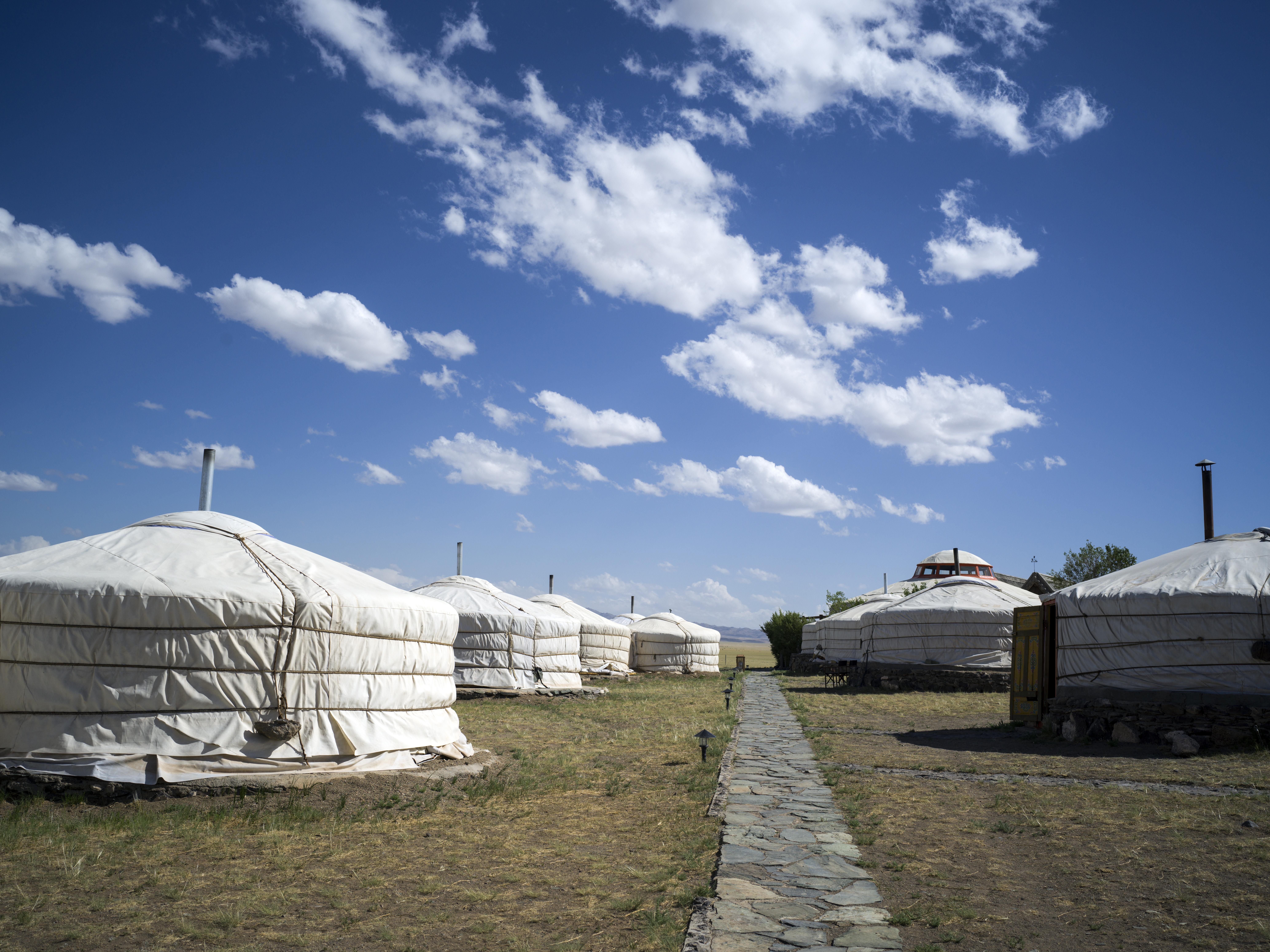 Homelessness in Mongolia
