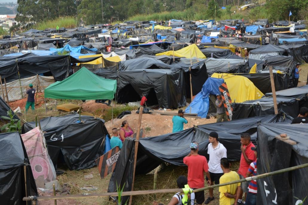 Homelessness in Brazil