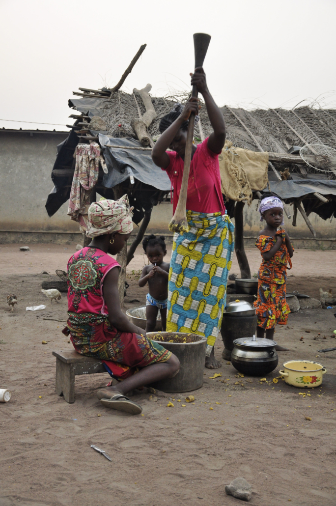 Homelessness in Cote D'Ivoire