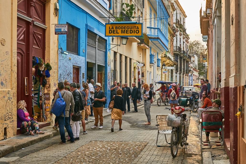 Homelessness in Cuba